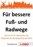 2016-KW_Plakate-zweite-Welle-Radwege